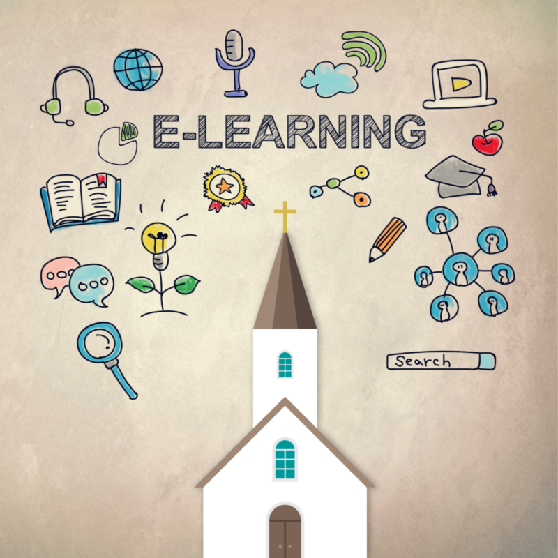 Online Training for Churches and Families