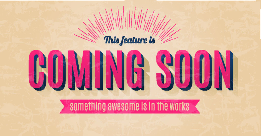 Store is coming soon