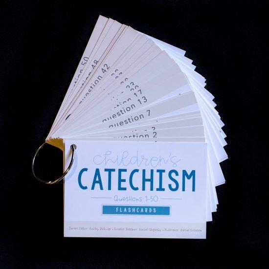 catechism flashcards