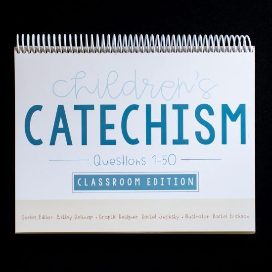 catechism flipbook