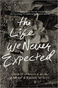 The Life We Never Expected book cover
