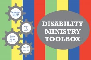 Disability Ministry Toolbox event detail image