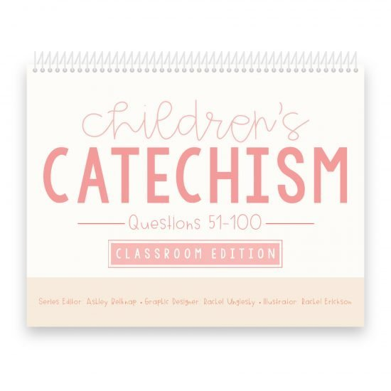 Children's Catechism Classroom Book Volume 1 Image