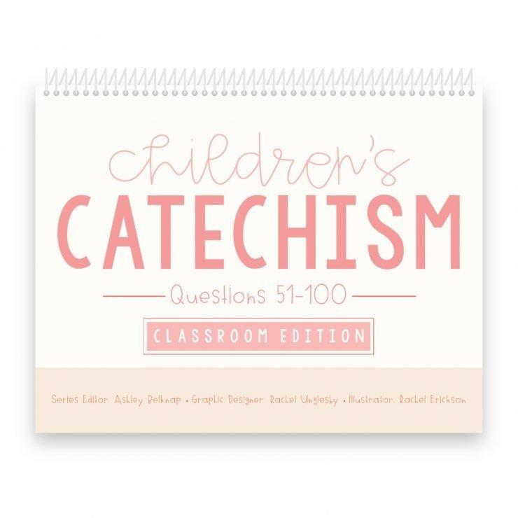 Children's Catechism Classroom Book Volume 1 Image