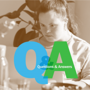 Questions and Answers about engaging disability during COVID-19