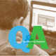 Questions and Answers about creatively teaching online