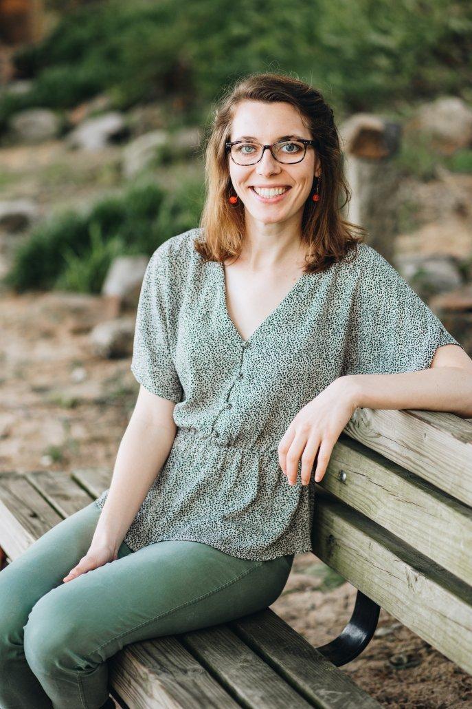 Staff member Laura Dekle